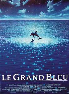 Le Grand Bleu The Big Blue Movie Poster