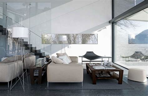 modern white floor l living room create a magical ambiance in living room with