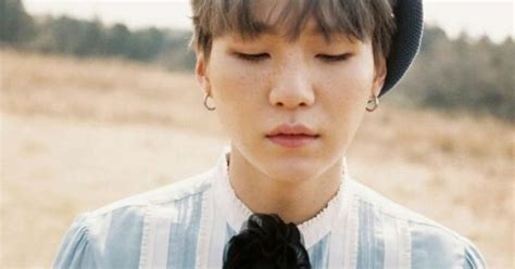 Jimin Freckles Suga Forever Young Concept Photo Forever Young Concept