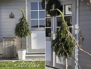 Tannenbaum Im Topf : diy tannenbaum mit zipfelm tze creativlive ~ Frokenaadalensverden.com Haus und Dekorationen