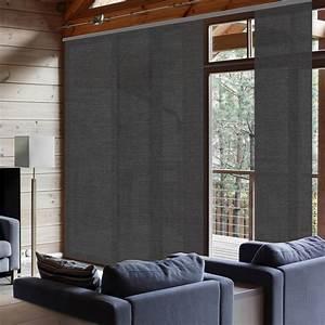 Panneau japonais chevrons gris h250 x l50 cm leroy for Piscine bois leroy merlin 3 panneau japonais chevrons gris h 250 x l 50 cm leroy