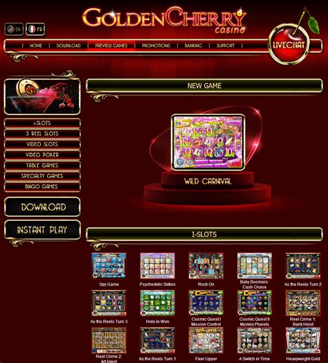 Greenstan Sp Z Oo  Golden Cherry Casino Free Games