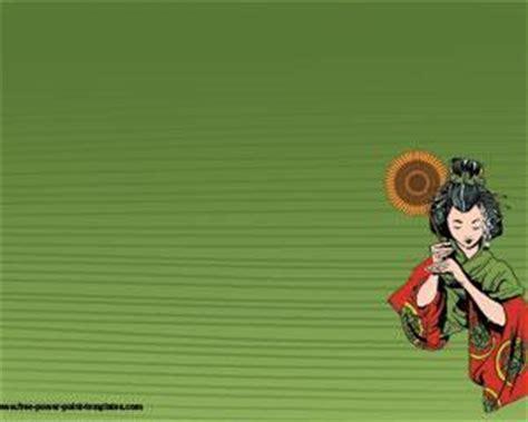 geisha plantilla powerpoint plantillas powerpoint gratis