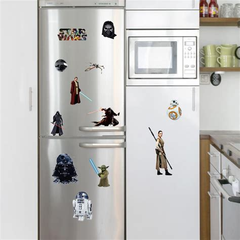 2016 new death star wars roles yoda wall stickers kids