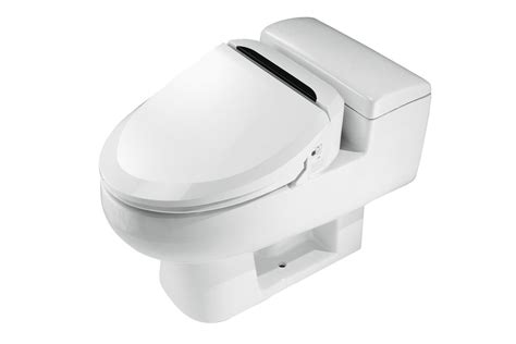 Uspa Ub-6035r Warm Water Bidet Toilet Seat, Dual Nozzle
