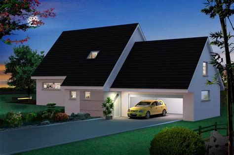 nouveau jeu de cuisine modele maison modèle maison lumen maison contemporaine