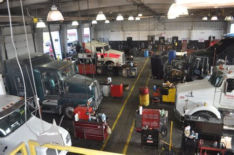 kenworth shop palmer trucks auto repair 2929 s holt rd indianapolis
