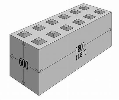 Blocks Concrete Lego Interlocking Retaining Wall Stone