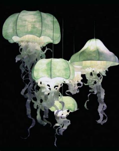 papierleuchten kaufen oder selber machen qualle diy lampenschirm papierlampen und