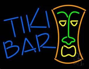 1000 images about Tiki Bar Neon Signs on Pinterest