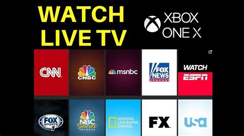 tv  xbox    cable box youtube