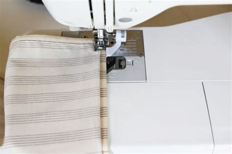 How To Blind Hem Curtains On Sewing Machine