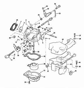 15 Hp Evinrude Parts