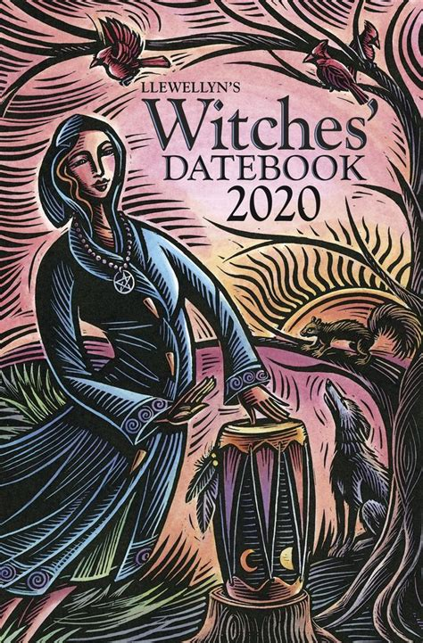 llewellyns witches datebook witch gifts fairyglencom