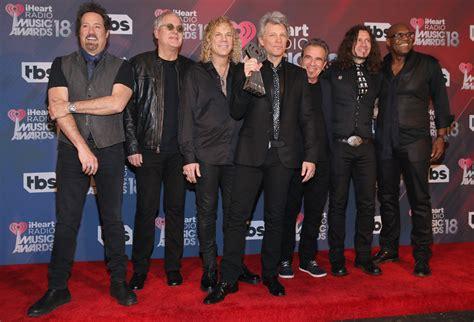 Jon Bon Jovi Photos Iheartradio Music Awards