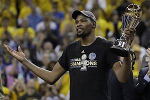 Finals MVP Kevin Durant puts in final word against critics ...