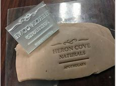 LaserCutZ Soap Stamps