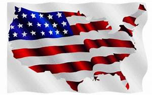 Waving American Flag Animated Gif | www.pixshark.com ...