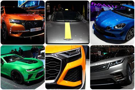 bureau des autos geneve salon de ève 2017 les voitures à ne pas manquer