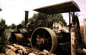 Aveling Porter Tractor Construction Plant