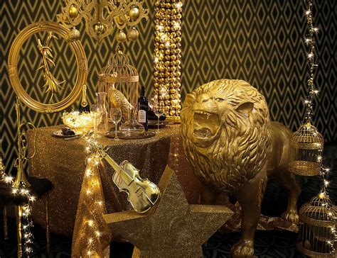 Trends Weihnachten 2015 by Visual Merchandising Trends Herbst Winter 2015 Golden