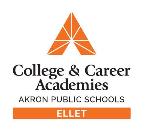 ellet high school college career academies akron