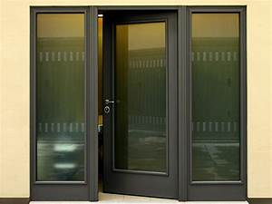 Porte dentree blindee vitree main entrance by torterolo re for Porte d entrée blindée vitrée