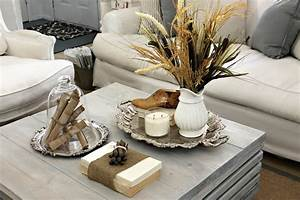 37 best coffee table decorating ideas and designs for 2017 for Coffee table display ideas