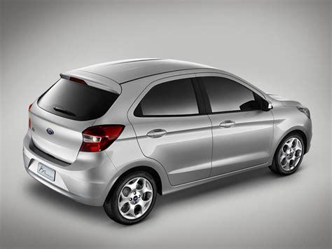 la future ford ka s annonce au travers d un concept car