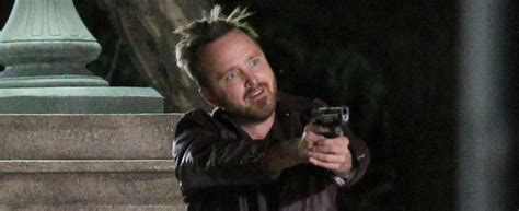 aaron paul just jared aaron paul pranks breaking bad fans with fake spinoff