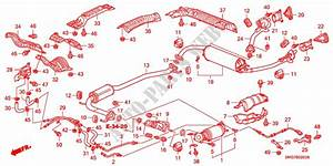 Exhaust Pipe  Silencer  Diesel  2  For Honda Cars Civic 2 2