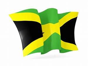 wallpaper Flag of Jamaica - JANCOK