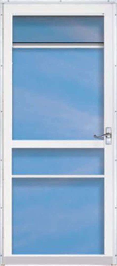 Patio Screen Doors Menards by Mastercraft Rovana 36 Quot X 80 Quot Steel Lite Ext Door W