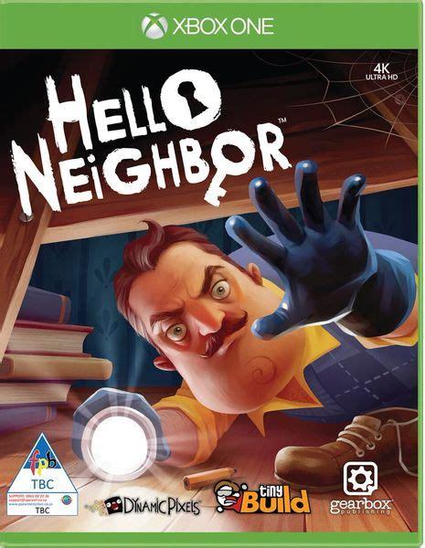 hello neighbor xbox edition mod mod db
