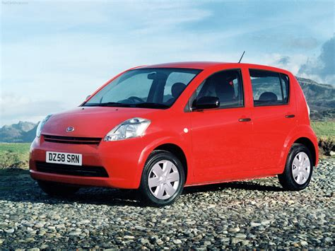 Daihatsu Sirion Wallpaper by Daihatsu Sirion 2007 Picture 4 Of 28 1280x960