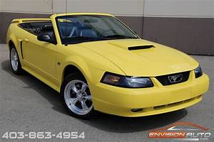 2002 Ford Mustang GT Convertible – 1 Owner – Only 8,000 KMS!! | Envision Auto - Calgary Highline ...