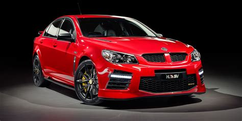 holden gts 2017 hsv gts final 430kw lsa powered monster to be built
