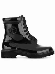 Dubai armani hotel Armani Jeans patent combat boots Women Shoes armani models reliable quality