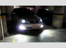 Corolla Brad 2005 SEG Xenon 4300k YouTube