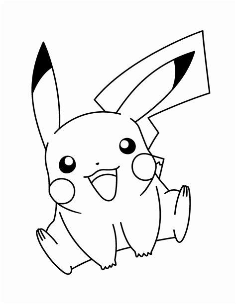 Kleurplaat Pikachu by Kleurplaat Picachu Fantastisch Advanced