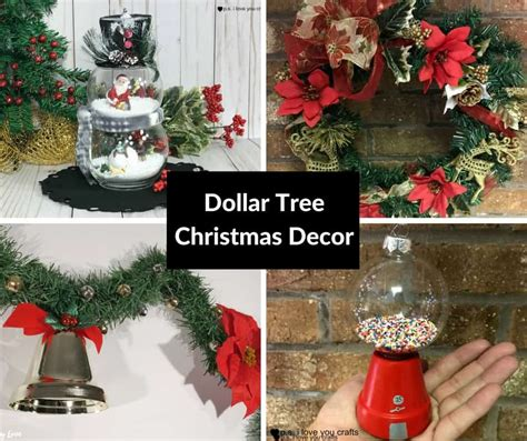 diy dollar tree christmas decorations ps  love  crafts