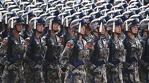 China's People's Liberation Army plans to layoff 1.70 lakh ...