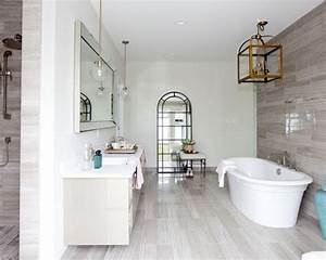 Gray Floor Tile Home Design Ideas, Pictures, Remodel and Decor