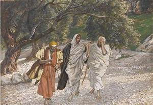Emmaus Saint Priest : disciples on their way to emmaus watching holy week ~ Premium-room.com Idées de Décoration