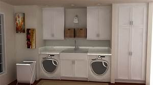 IKEA Laundry rooms - Traditional - Laundry Room - other