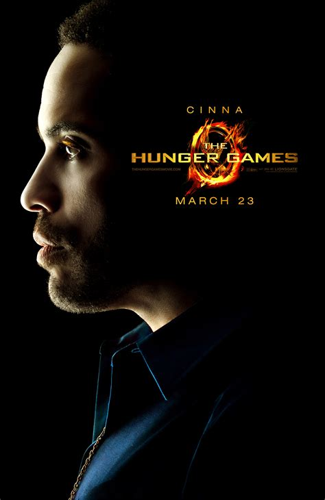 the hungergames the hunger games character posters collider