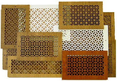 decorative return air grille canada vent covers ventandcover