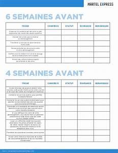 To Do List Déménagement : d m nagement r sidentiel planifier l 39 avance ~ Farleysfitness.com Idées de Décoration
