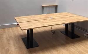 Construire Un Bureau : diy tutorial pour monter un bureau en bois matters ~ Melissatoandfro.com Idées de Décoration