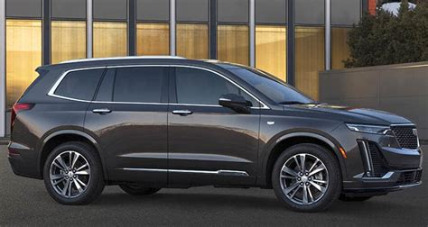 Cadillac Suv 2020 by New Three Row 2020 Cadillac Xt6 Consumer Reports